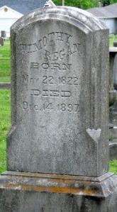 Regan Gravestone